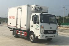 HQG5042XLCEV纯电动冷藏车