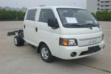江淮牌HFC1036RV4E1C1V型载货汽车底盘图片