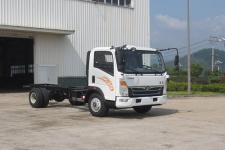 豪曼国五单桥货车底盘156马力9990吨(ZZ1168F17EB1)