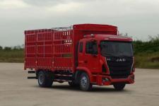 江淮牌HFC5181CCYP3K1A47S2V型仓栅式运输车