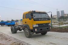 跃进国五单桥货车底盘160马力0吨(SH1162VHDCWW)