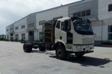 解放国五单桥纯电动货车底盘218马力0吨(CA1180P62L2BEVA80)