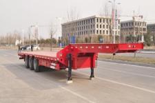 中鱼骏达12.5米33吨3轴低平板半挂车(YJD9400TDP)