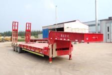 辰陆13米24吨6轴低平板半挂车(LJT9370TDPXZ)