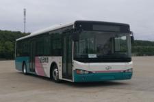 12米|10-42座海格纯电动城市客车(KLQ6129GAEVX5)