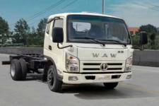 飞碟国五单桥货车底盘87马力0吨(FD1041W16K5)