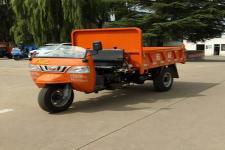 五征牌7YP-1450DA14型自卸三轮汽车