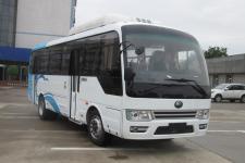 8米宇通纯电动城市客车