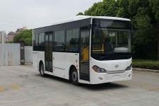 8米|10-26座宏远纯电动城市客车(KMT6802GBEV2)