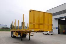 博格达9.5米27.5吨2轴运材半挂车(XZC9350TYC)