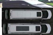 多士星牌JHW5030XSWF型商务车图片