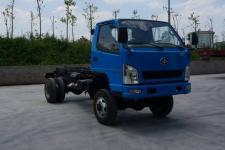 解放越野自卸汽车底盘(CA2040K7L2E5-1)
