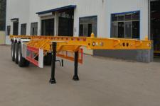 中鱼骏达12.5米34吨3轴集装箱运输半挂车(YJD9400TJZ)
