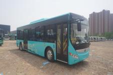 10.5米宇通纯电动城市客车