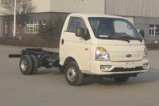 凯马国五单桥货车底盘102马力1495吨(KMC1043H318D5)