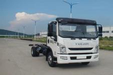 跃进国五单桥货车底盘180马力0吨(SH1102ZHDCWZ2)