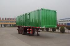 骜通12米32吨3轴厢式半挂车(LAT9404XXY)