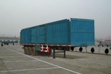 骜通13米30.8吨3轴厢式半挂车(LAT9400XXY)