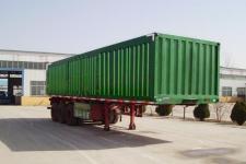 骜通10.5米33吨3轴厢式半挂车(LAT9403XXY)