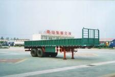梁山东岳10米29吨2轴半挂车(CSQ9350)