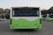 沃尔沃牌SWB6128V8型城市客车图片2