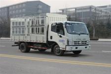 时代汽车国五单桥仓栅式运输车102-150马力5吨以下(BJ5043CCY-J7)