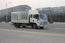 时代汽车国五单桥仓栅式运输车102-150马力5吨以下(BJ5043CCY-P7)