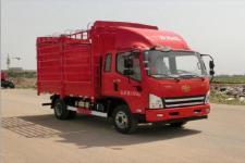 一汽解放轻卡国五单桥仓栅式运输车122-156马力5吨以下(CA5041CCYP40K17L1E5A84-1)