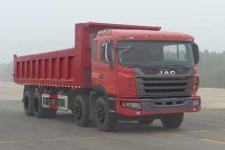 江淮牌HFC3311P2K4H35S3V型自卸汽车