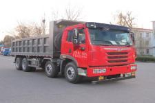 解放前四后八平头柴油自卸车国五310马力(CA3310P2K2L4T4E5A80)