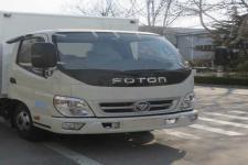 福田牌BJ5049XXY-C1型厢式运输车图片