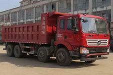 大运牌DYQ3310D5FB型自卸汽车图片