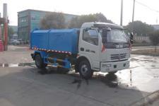 国五东风多利卡自卸垃圾车
