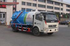 中洁牌XZL5112GXW5型吸污车  13797889952
