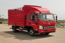 一汽解放轻卡国五单桥仓栅式运输车122-154马力5吨以下(CA5042CCYP40K17L1E5A84-1)