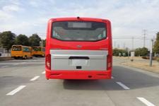 华新牌HM6735CFD5J型城市客车图片4