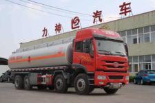 解放悍V前四后六18吨运油车