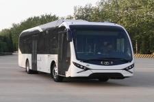 12米|10-42座青年纯电动城市客车(JNP6123BEV31)