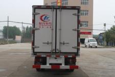 程力威牌CLW5041XLCJ5型冷藏车图片