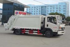 东风御虎D912压缩式垃圾车