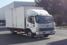 一汽解放轻卡国五单桥厢式运输车131-165马力5吨以下(CA5043XXYP40K2L1E5A84)
