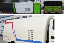虹宇牌HYS5070TXCE5型吸尘车图片