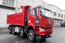 解放前四后八平头柴油自卸车国五394马力(CA3310P66K24L1T4AE5)