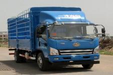一汽解放轻卡国五单桥仓栅式运输车124-165马力5吨以下(CA5105CCYP40K2L4E5A84)
