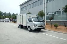 飞碟缔途国五单桥厢式运输车109马力5吨以下(FD5020XXYD66K5-1)
