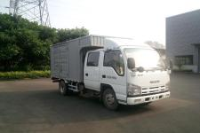 五十铃牌QL5040XXYA6HW型厢式运输车