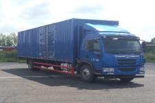 青岛解放国五单桥厢式运输车182-224马力5-10吨(CA5189XXYPK2L7E5A80)
