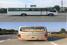 华新牌HM6733LFD5X型客车图片2