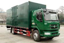 东风柳汽 新乘龙M3中卡 185马力 4X2 7.7米排半厢式载货车(LZ5180XXYM3AB)