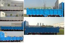 江淮牌HFC3076P92K2C8V型自卸汽车图片